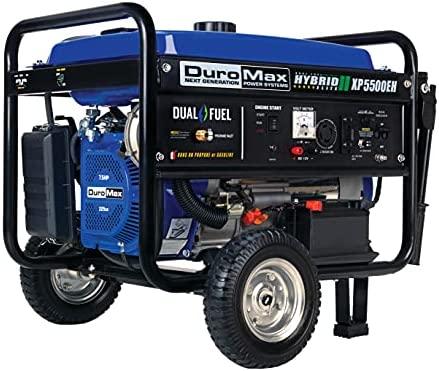 Top 10 Best dual fuel portable generator