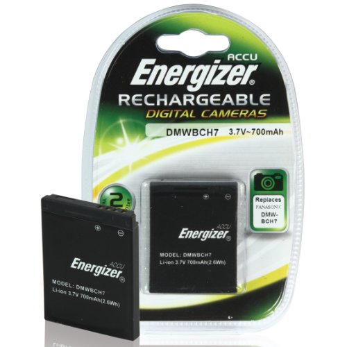 Energizer EZ-DMWBCH7 digitale camera batterij (700mAh)