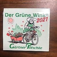 ドイツ ひめくりカレンダー 2021年