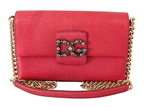 Dolce&Gabbana damen DG Millennials Schultertasche fuxia scuro