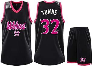 ATI-HSKJ Dallas Mavericks # 77 Luka Doncic Basketball Sportswear Jersey Blau Basketball Fans Trainingsbekleidung Junge Kinder Langarm-Pullover Trikots,2XL:180//185cm