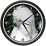 Standard Poodle Wall Clock Dog Doggie pet...