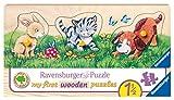 Ravensburger - Puzzle de Madera de 5 Piezas (15.1x34.9 cm)