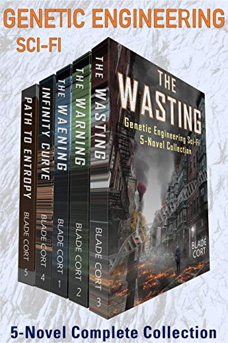 Book: The Wasting - Descent to the Cataclysm (Over the Precipice Book 3) by Blade Cort