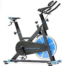 FitBike Indoor Cycle Race Magnetic Home, 20 kg vliegwiel, polyV-riem en magnetisch weerstandssysteem, met trainingscomputer