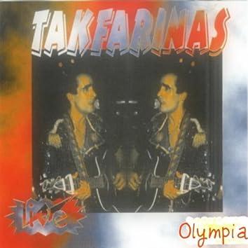 Takfarinas Live à Paris, L'Olympia 1990 (Remasterisé)