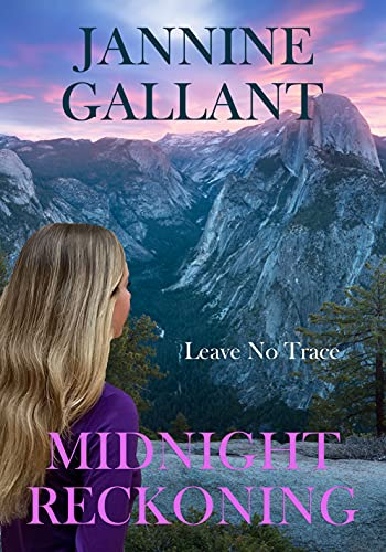 Midnight Reckoning (Leave No Trace Book 1) by [Jannine Gallant]