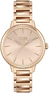 Hugo Boss Women's Analogue Quartz Watch with Stainless Steel Strap 1502540