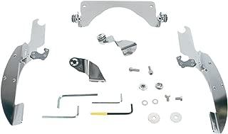 Memphis Shades 05-09 Suzuki VL1500T Trigger-Lock Mounting Kit (Polished/Batwing Fairing)