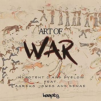 Art of War (feat. Aareus Jones & Denae)