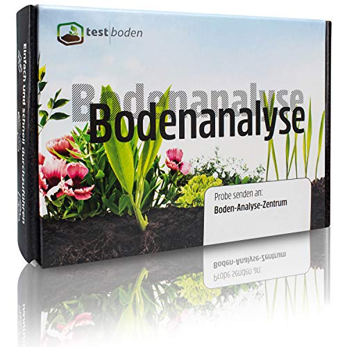 Bodentest auf Bodennährstoffe, Mineralstoffe, Spurenelemente – inkl. Bodenanalyse im Labor