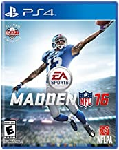 MADDEN NFL 16 (Sony PlayStation 4 PS4, 2015) BRAND NEW/SEALED