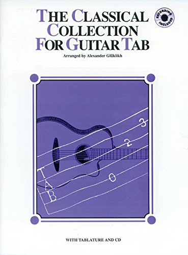The Classical Collection for Guitar Tab