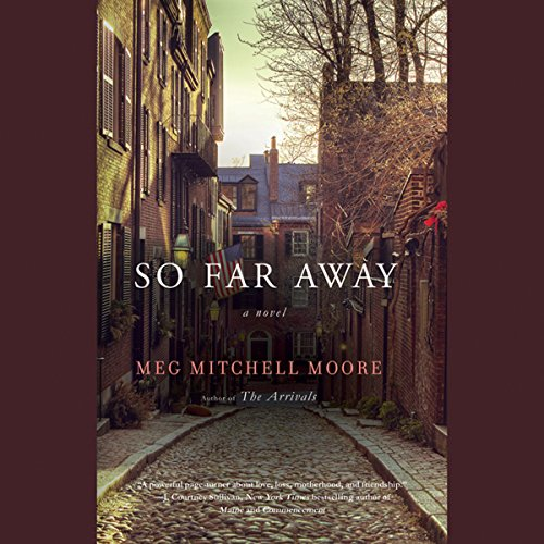 So Far Away audiobook cover art