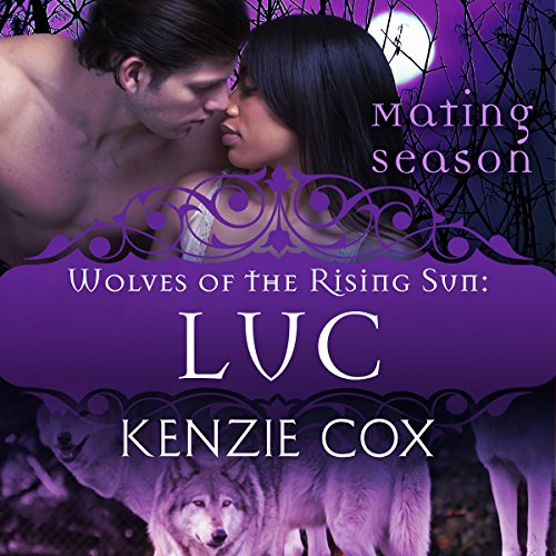 Luc: Wolves of the Rising Sun #3 audiobook cover art
