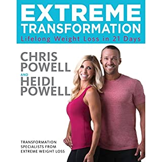Extreme Transformation audiobook cover art