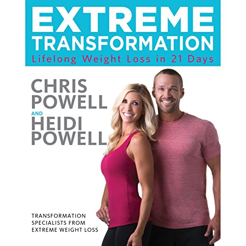 Extreme Transformation cover art
