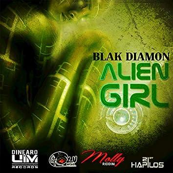 Alien Girl - Single