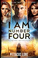 I Am Number Four Movie Tie-in Edition (Lorien Legacies, 1)