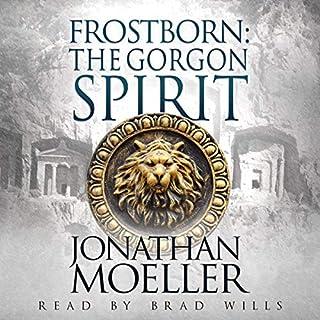 Frostborn: The Gorgon Spirit  cover art