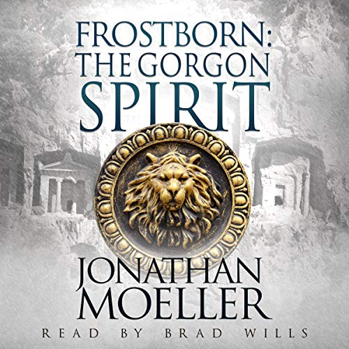 Frostborn: The Gorgon Spirit  audiobook cover art
