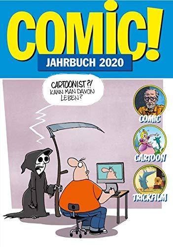 COMIC!-Jahrbuch 2020: Comic Cartoon Trickfilm