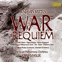 Britten: War Requiem by Israel Philharmonic Orchestra (2011-11-08)