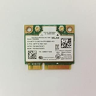 Dual Band Wirless - AC 7260 HMWG WiFi H/T 2x2 AC+Bluetooth 4.0 USE FOR INTEL AC 7260 HMC HALF MINI PCI-E CARD Support NUC