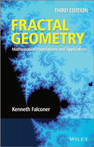 Fractal Geometry: Mathematical Foundations and Applications (English Edition)