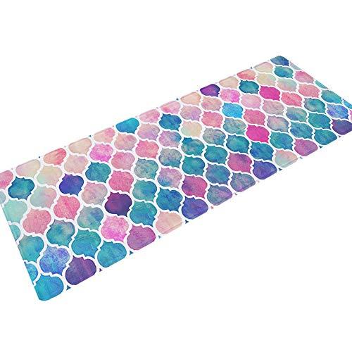 Alfombra Cocina moderna alfombra antideslizante Alfombras for la silla de la sala de estar Balcón mesa piso alfombras de baño de la alfombra Felpudo Alfombra dormitorio-Candy_Bar_40x120cm hogar decora