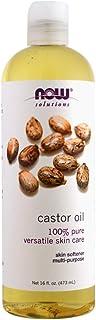 Castor Oil 473 ml - زيت الخروع لتقوية الشعر وللبشرة - منتج أمريكي