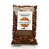 0,227 kg. Granos de albaricoque amargo seco/Núcleo de albaricoque amargo y crudo/vitamina b17/Semillas di albaricoque amargas naturales - mejor calidad