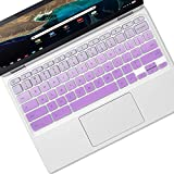 Keyboard Cover for Acer Chromebook R11 |Chromebook 11 N7 CB3-132 CB3111 C731 C732 C771 11.6' |Chromebook 13 R13 CB5-312T CB713 13.3'|Chromebook 14 CB3-431 14' |Chromebook 15 CB5-132T/312T -GPurple
