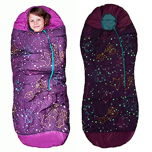 Product Image of the Glow Mummy Parent (Purple, Kid's)