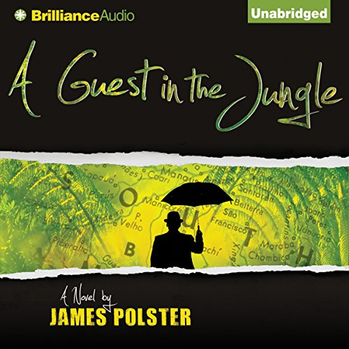 A Guest in the Jungle audiobook cover art