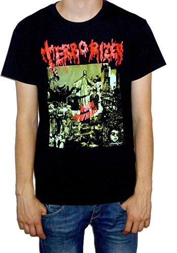 Terrorizer - World Downfall T-Shirt - Groesse L
