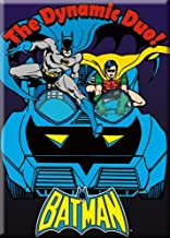 DC Comics Batman Robin The Dynamic Duo Magnet 26165DC