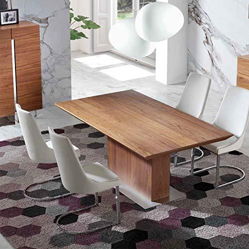 M-034 SOS Esszimmermöbel Farbe Nussbaum Bild 4*