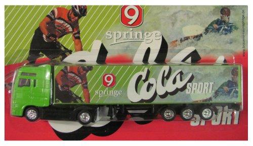 Neunspringer Nr.08 - Cola Sport - Man TG - Sattelzug