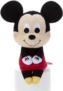タカラトミーアーツ ディズニーキャラクター ちょっこりさん ミッキーマウス ぬいぐるみ 高さ約 12cm