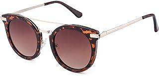 Fashion Trend Outdoor Polarized Sunglasses for Women, UV400 Lens Sunglasses (Color : C2)