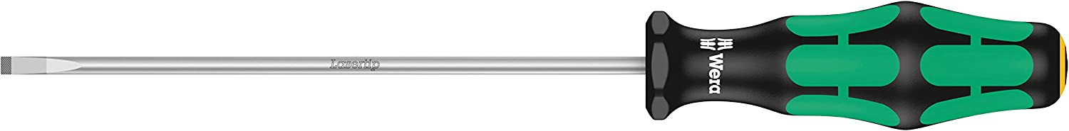 Wera 05110002001 Screwdriver for Slotted Screws 335-0.6x3.5x125m
