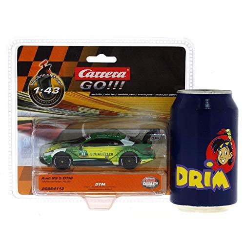 Carrera GO!!! Audi RS 5 DTM M. Rockenfeller, Nummer 99