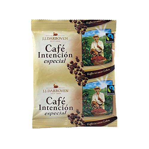 Darboven Filter-Kaffee Fairtrade Café Intención especiál portioniert 60g (2,32 € / 100g) 100% Arabica Bohnen