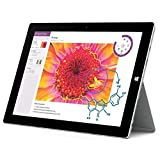 Microsoft Surface 1631 Pro 3 Silver - 128GB, 12', Windows 10, Intel Core i3