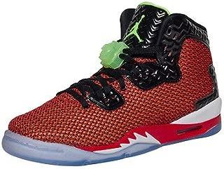 jordan Nike Mens Air Spike Forty PE Basketball Shoe (3.5)