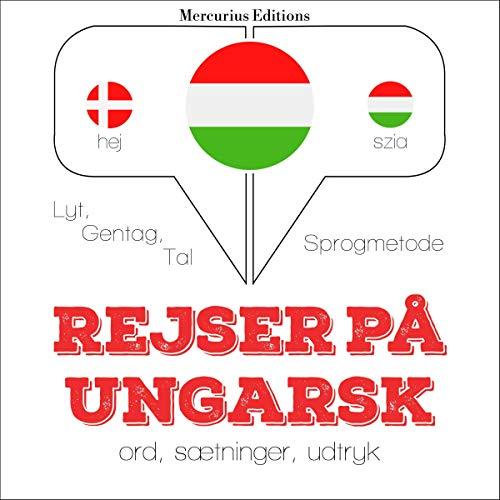 Rejser på ungarsk cover art