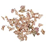 Rayher Hobby 34243000 Rosenblütenblätter, hell, 5g, getrocknet, duftintensive, aromatische Deko,...