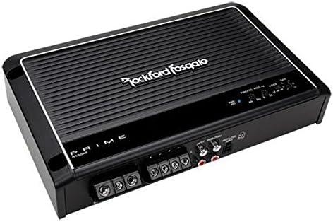 Prime 2-Channel Rockford Fosgate Car Amplifier