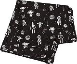 Milk Snob Star Wars Baby Blanket, Little Rebel - Super Soft, Weighted, Dual Layer - Newborn Swaddle, Security Blanket, Nursery Room Toddler Bed Essentials, Premium Rayon Blend, 36x36